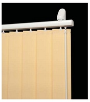 Anti-ligature vertical blinds