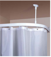 Harrier shower curtain